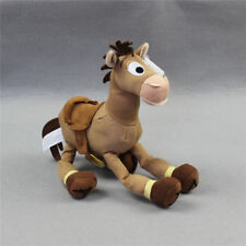 25cm Disney Store Toy Story Woody Horse Bullseye Plush Stuffed Toy Doll
