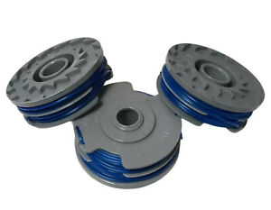 3 X Strimmer / Trimmer Line & Spool for Mac Allister MGTP430 MGTP600   FAST POST