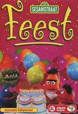 Sesamstraat : Feest (DVD)