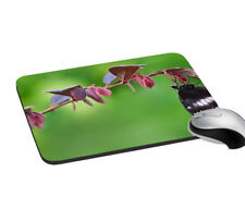 """Butterfly Pattern Soft Rubber Mouse Pad Laptop Computer PC MousePad 7.2x8"""""""