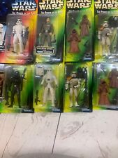 Star Wars Minifigures Lot Of 8