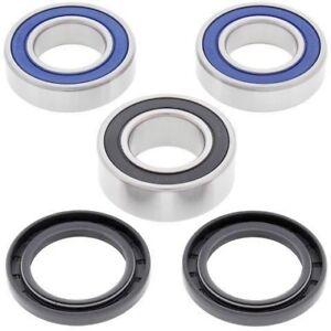 Sherco SX 2.5i-F 2010 Rear Wheel Bearings And Seals