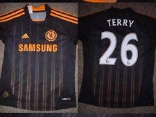 Chelsea JOHN TERRY Adidas Boys Small 9-10y Jersey Shirt Soccer England Trikot B