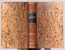 BIBLIOTHEQUE UNIVERSELLE DES ROMANS JUILLET 1779 LITTERATURE HISTOIRE CHAMPAGNE