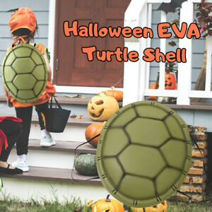 Turtle Shell Costume EVA Novelty Turtle Shell Backpack Cosplay Costume Party