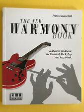 The New Harmony Book von Frank Haunschild (1997, Taschenbuch)