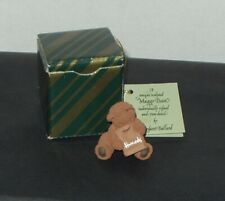 """""""Maggy Bear"""" Sculptured Bear/England"""