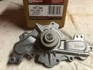 NEW OEM FORD WATER PUMP 3.5L V6 ENGNE , DG1Z-8501-B , MOTORCRAFT PW-566
