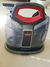 Bissell 36981 Spotclean Carpet Cleaner - Titanium/Red (Used once)