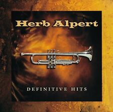 Herb Alpert - Definitive Hits - NEW CD Album   The Very Best Of / Greatest Hits