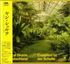 JAN SCHULTE-TROPICAL DRUMS OF DEUTSCHLAND-IMPORT CD WITH JAPAN OBI F69