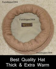 Best Afghanista​n Afghan Super Warm Hat 100% Wool Pakol Pakul Top Turban Beret
