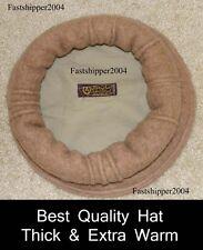 Best Afghanistan Afghan Super Warm Hat 100% Wool Pakol Pakul Top Turban Beret