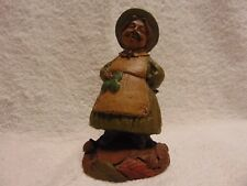 """Lot#F0028 Tom Clark Gnomes """"Colleen"""" #25 Stands 5"""""""