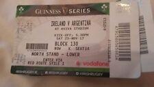 Ireland  v Argentina 2017 ticket