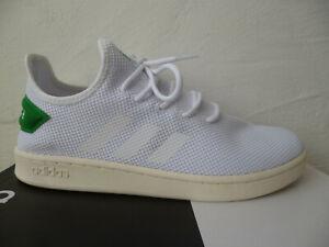 Adidas Sportschuhe COURT ADAPT Sneakers Schnürschuhe weiß NEU!