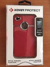 iCOVER PROTECT CASE FOR iPHONE 4 & 4S (Pink)