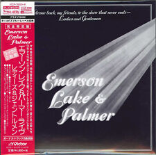 EMERSON LAKE & PALMER Welcome Back PLATINUM 2xSHM CD JAPAN SEALED VICP-78025