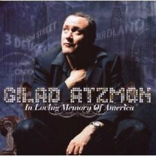 GILAD ATZMON - IN LOVING MEMORY OF AMERICA  CD NEW!