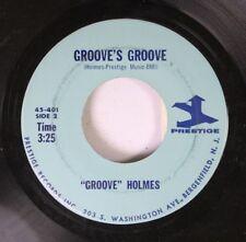 "Jazz 45 ""Groove"" Holmes - Groove'S Groove / Misty On Prestige 5"