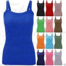 Débardeurs, hauts à bretelles t-shirts pour femme, taille XL