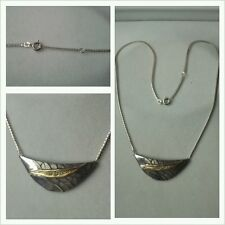 ESPECIAL CADENA DE PLATA 925 Plata Con Colgante Joyería Plata Collar