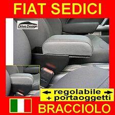FIAT SEDICI -bracciolo p.oggetti REGOLABILE per