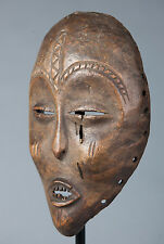 Makonde Face Mask, Mozambique, Old Australian Collection, African Tribal Arts