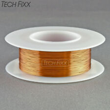 Magnet Wire 34 Gauge AWG Enameled Copper 990 Feet Coil Winding and Crafts 200C