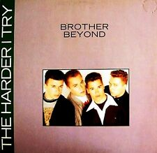 """12"""" - Brother Beyond - The Harder I Try (POP) NUEVO - NEW, STOCK STORE"""