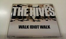 THE HIVES WALK IDIOT WALK CD SINGLE