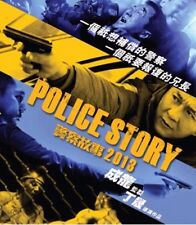 Police Story 2013 [BRAND NEW]Jackie Chan (R1) Blu-ray