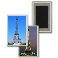 Magnet Eiffel Tower Paris France Refrigerator Fridge  Lenticular Flip  #MAF-602#
