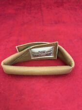 """CHO-PAT Original Knee Strap Brown Small 10.5-12.5"""" Excellent Condition"""