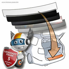 Passend für Opel Astra H Caravan Kombi - Lackschutzfolie Ladekantenschutz Folie