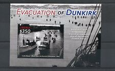 Liberia 2015 MNH Evacuation of Dunkirk 1v S/S Second World War WWII Little Ships