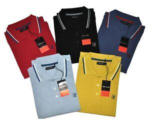 Pierre Cardin Polo Uomo T-Shirt Estiva disponibile in varie taglie e colori