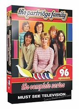 The Partridge Family - Complete TV Series Seasons 1 2 3 4 DVD Boxed Set NEW!