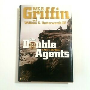 The OSS Double Agents by W. E. B. Griffin, NEW Hardback Book HB/HC with DJ