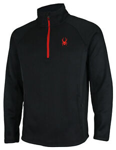 Spyder Men's Boundless 1/4 Zip Pullover, Color Options