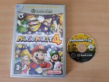 Jeu GameCube Mario Party 4 PAL Nintendo