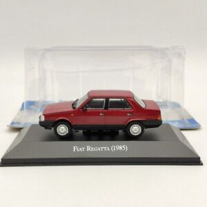 IXO 1:43 Fiat Regatta 1985 Red Diecast Models Limited Collection