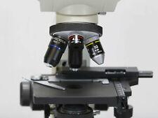 Nikon Alphaphot Ys2 Led Microscope New 60x Case Fine Focus Gear Amp Pinion