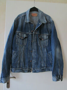 Levis Jeans Jacke 70550 04 Gr.XL Vintage TOPP!!!