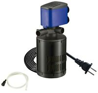 210 GPH 3in1 Submersible Internal Filter Water Pump Oxygen Aquarium Fish Tank