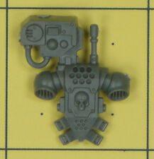Warhammer 40K marines espaciales Devastator escuadrón Mochila
