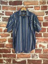 $425 Vintage Christian Dior Homme M 15 Paris Authentic Striped Beach Yacht Shirt