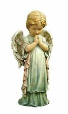New ListingPraying Angel Cherub Pastel Garden Statue Outdoor Decor