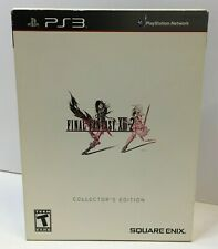 Final Fantasy XIII - 2 ( Collectors Edition ) 5 disc set ( PS3 )