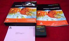Atari XL:  Missile Command - Atari 1981